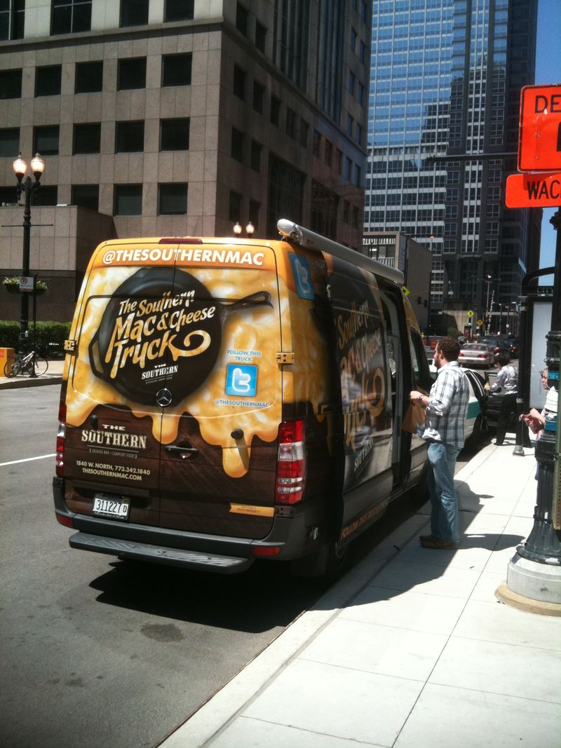 Mac & Cheese Truck